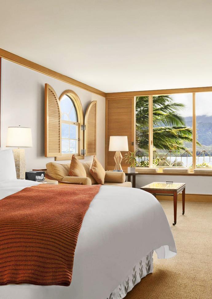 Ocean View King Princeville Resort