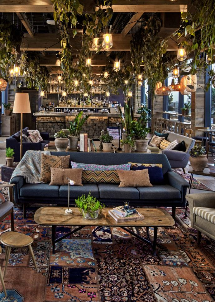 The Nest in Treehouse London