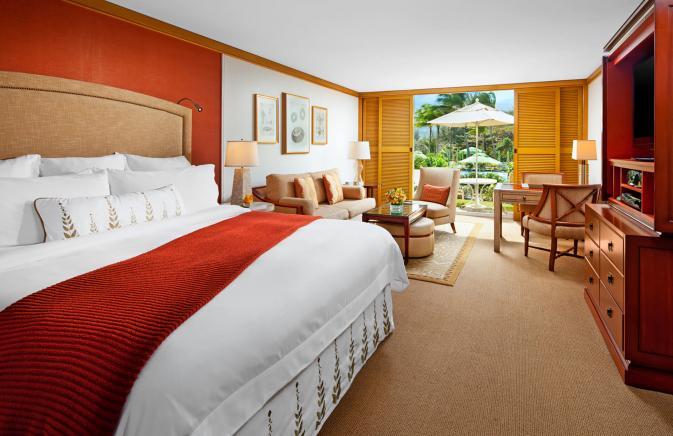 Ocean View Terrace Princeville Resort