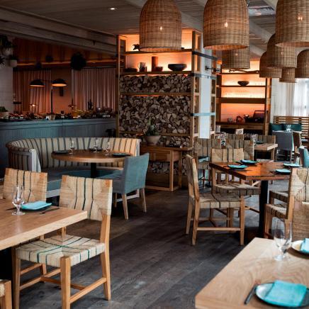 habitat restaurant