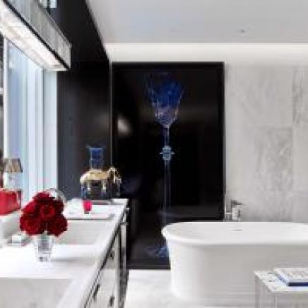 Baccarat Bathroom