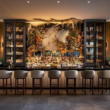 Flora Lounge Toronto Bar