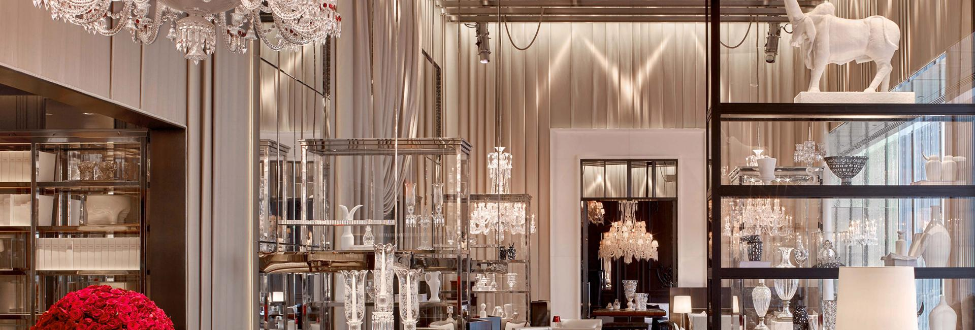grand salon at baccarat hotel