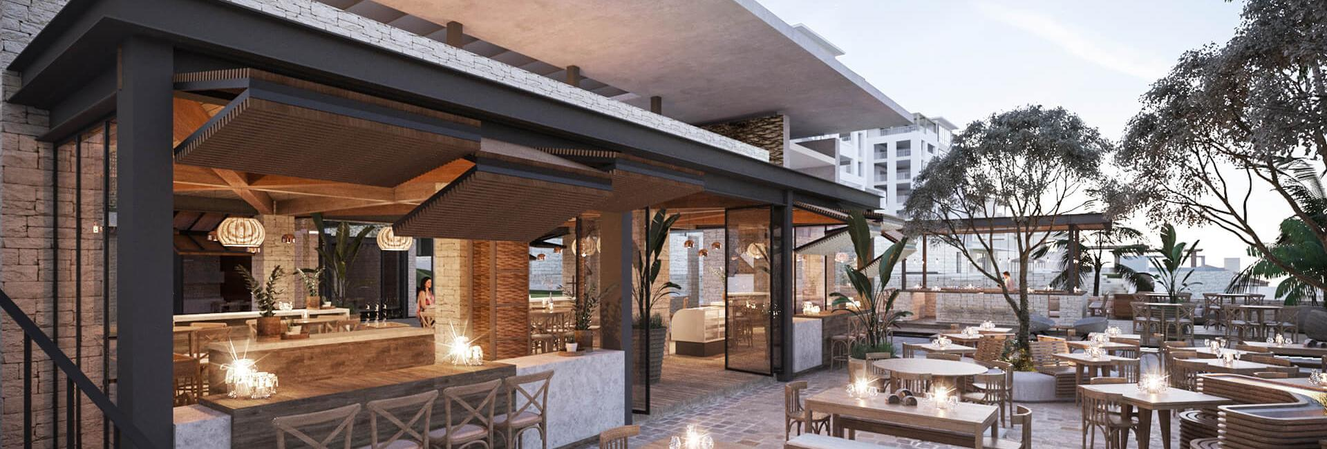 1 Hotel Cabo Rooftop Bar